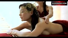 Joan Chen Side Boob – Cyber Wars