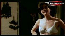 Kristin Moreu Lingerie Scene – The Next Step
