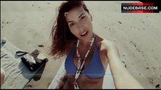 6. Lindsey Mckeon Bikini Scene – Indigenous