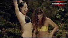 Hot Lindsey Mckeon in Bikini – Indigenous
