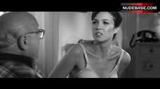 Mandy Moore Crying in Lingerie – Hotel Noir