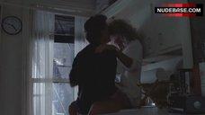 Glenn Close Fast Sex in Kitchen – Fatal Attraction