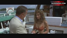 Valerie Leon Bikini Scene – Never Say Never Again