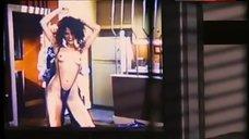 Leslie Olivan Full Frontal Nude – Expose