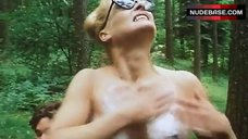 Trine Michelsen Topless – The Idiots
