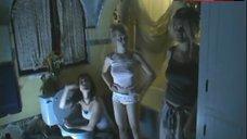Courtney Peldon Lingerie Scene – Reality Kills