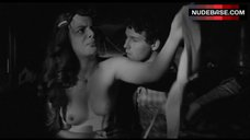 Sharon Ullrick Naked Breasts – The Last Picture Show
