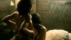 Marie Baumer Sex Scene – She