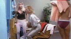 Barbara Crampton Lingerie Scene – Chopping Mall