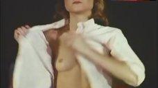 8. Carol Drake Nude Boobs – Waitress!