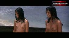 Ratna Assan Topless Scene – Papillon