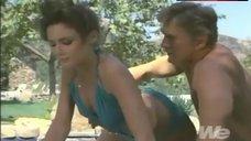 Mary Crosby Bikini Scene – Hollywood Wives