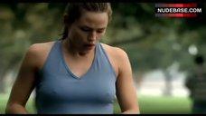Jennifer Garner Jiggling Boobs – Alias