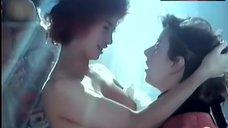 Penelope Cruz Topless Scene – Serie Rose