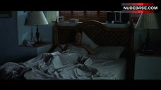 1. Jamie Lee Curtis Nude in Bed – The Tailor Of Panama