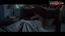 6. Jamie Lee Curtis Nude in Bed – The Tailor Of Panama