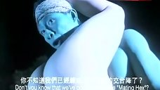 Julie Lee Bare Butt and Breasts – The Eternal Evil Of Asia