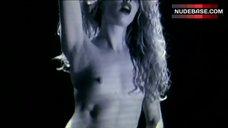 Loredana Cannata Nude Tits, Butt and Bush – La Donna Lupo