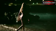 Loredana Cannata Nude Swimming – La Donna Lupo