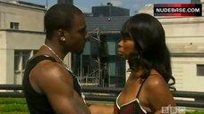 Phina Oruche Bikini Scene – Footballers' Wives