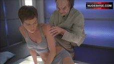 Jolene Blalock Sexy Scene – Star Trek: Enterprise