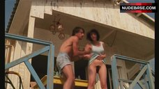 Beatrice Dalle Shows Hairy Pussy – Betty Blue