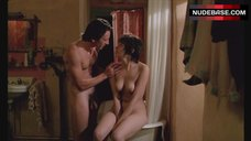 Beatrice Dalle Bare Tits and Hairy Bush – Betty Blue