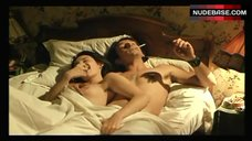 Beatrice Dalle Breasts Scene – Betty Blue