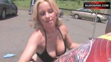 Rachael Robbins Bikini Scene – Bikini Bloodbath Car Wash
