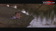 6. Ruby Larocca Nude on Beach – The Lost