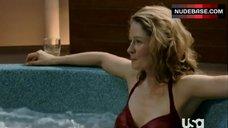Miranda Otto Bikini Scene – The Starter Wife