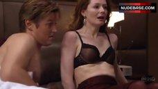 Miranda Otto in Lingerie – Cashmere Mafia