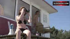 Bibiana Beglau Bikini Scene – Die Stille Nach Dem Schu