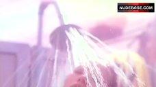 1. Joy Fong Nude in Shower – The Fruit Is Ripe 3