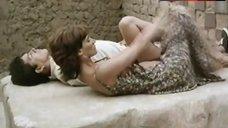 4. Ana Risueno Bare Breasts and Hairy Bush – Bajo La Piel
