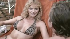 Sybil Danning Bikini Scene – Malibu Express