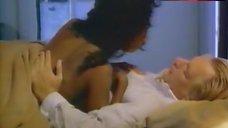 1. Stacey Dash Boobs Scene – Black Water