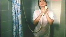 10. Sunshine Cruz Tits Shine Through Wet T-Shirt – Magagandang Hayop
