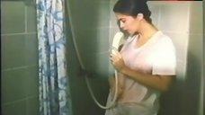 4. Sunshine Cruz Tits Shine Through Wet T-Shirt – Magagandang Hayop