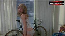 Lisa Langlois Underwear Scene – Deadly Eyes