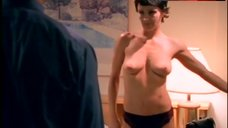 Kelli Mccarty Shows Breasts – The Stalker 2