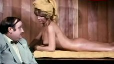 Angelique Pettyjohn Naked in Sauna – The Seduction Of A Nerd