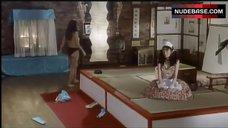 Kei Mizutani Nude Boobs – A Weather Woman