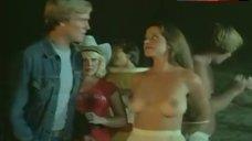 10. Debra Blee Exposed Tits – The Beach Girls
