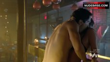 Katharine Isabelle in Sex Scene – Being Human
