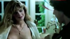 Eileen Davidson Shows Naked Breasts – The House On Sorority Row