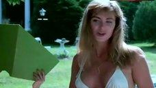 Eileen Davidson Bikini Scene – The House On Sorority Row
