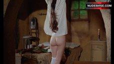 Romina Power Shows Tits and Ass – Marquis De Sade: Justine