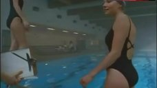 Sarah Chalke in Swimsuit – I'Ve Been Waiting For You