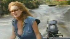 Jan Mackenzie Nude Breasts – 'Gator Bait Ii